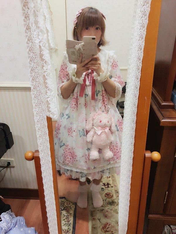 是染井染以「Sweet lolita」为主题投稿的照片(2018/05/27)