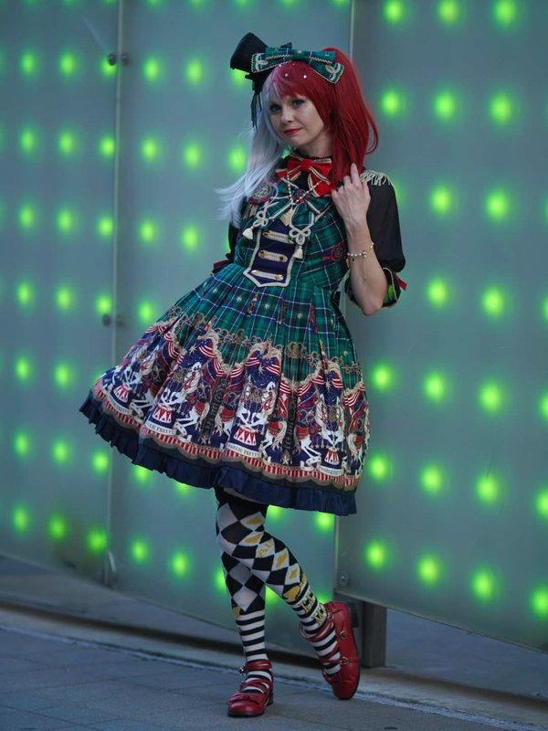 Maka's 「Lolita fashion」themed photo (2018/05/29)