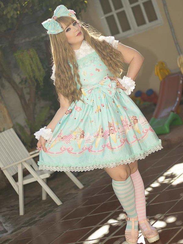 Gwendy Guppy's 「Lolita」themed photo (2018/05/29)