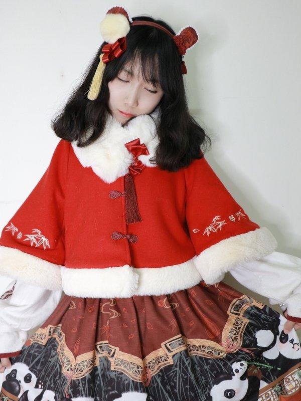 无知少女马花花の「Lolita」をテーマにしたコーディネート(2018/05/29)