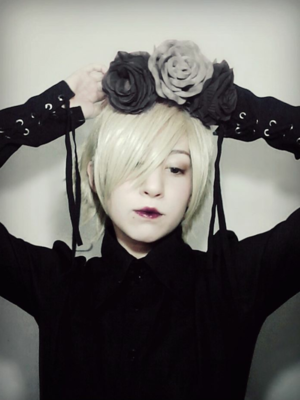 Pumucky's 「Gothic」themed photo (2018/05/30)