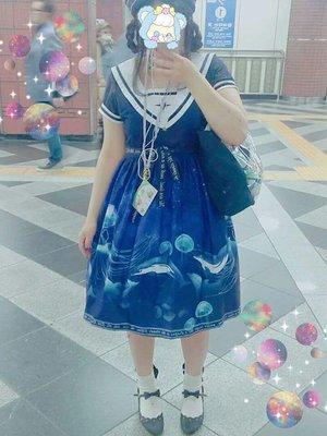 MINTCHO's 「Lolita」themed photo (2018/06/01)