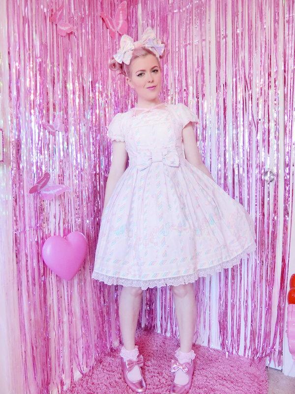 OhSoKawaiiXoxoの「Lolita」をテーマにしたコーディネート(2018/06/01)