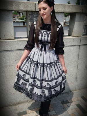 Shirouzuko's 「gothic-lolita」themed photo (2018/06/01)