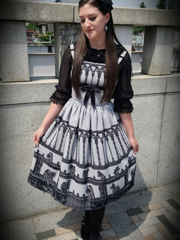是Shirouzuko以「gothic-lolita」为主题投稿的照片(2018/06/01)