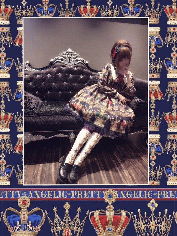 Mari@まり(☆∀☆)の「Angelic pretty」をテーマにしたコーディネート(2017/01/21)