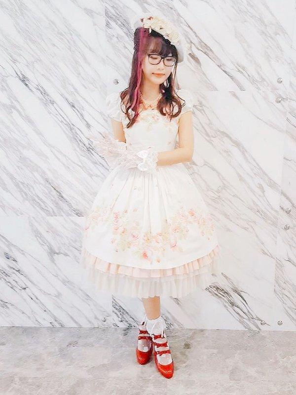 是Riipin以「Classic Lolita」为主题投稿的照片(2018/06/03)