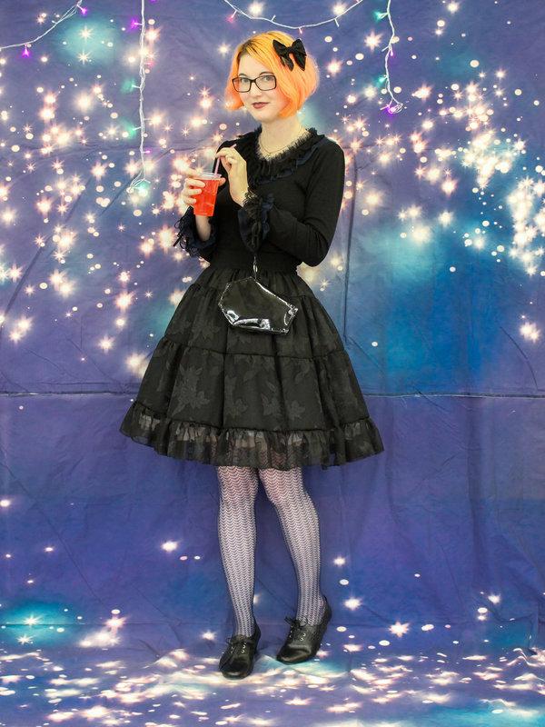 是Annah Hel以「Gothic Lolita」为主题投稿的照片(2018/06/03)