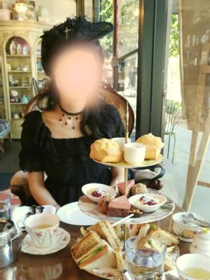 是Carmilla以「Gothic」为主题投稿的照片(2018/06/03)