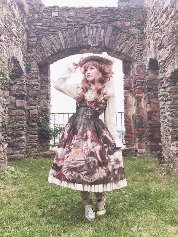 FANUxSIRIの「Lolita」をテーマにしたコーディネート(2018/06/04)