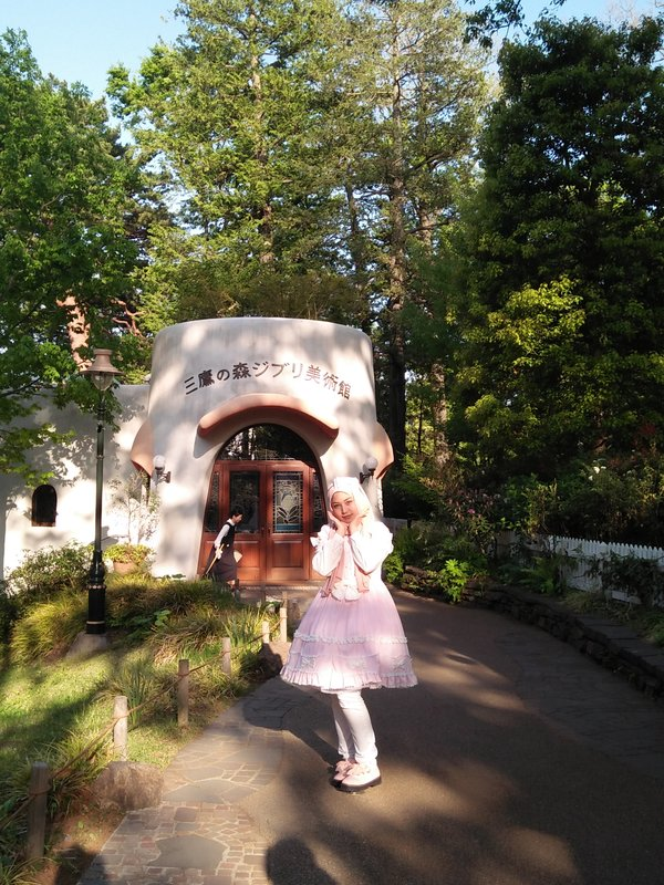 是Chihaya Bibi以「Sweet lolita」为主题投稿的照片(2018/06/04)