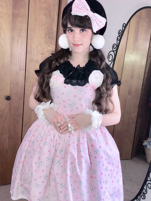 Kay DeAngelis's 「Bittersweet Lolita」themed photo (2018/06/06)