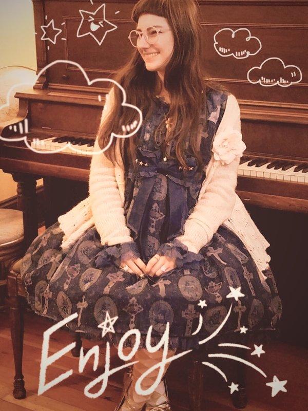 tessa rose's 「Angelic pretty」themed photo (2017/01/24)