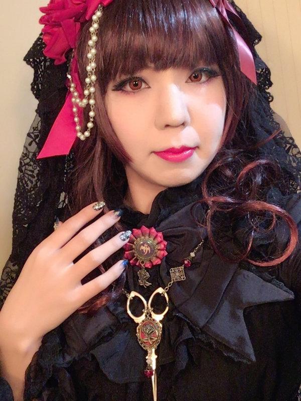 銀猫†Silvia's 「Gothic」themed photo (2018/06/07)