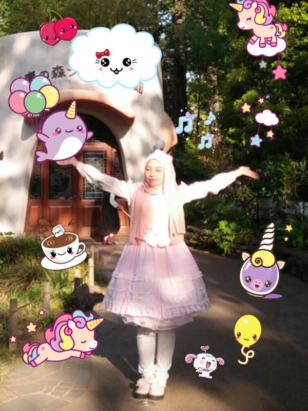 是Chihaya Bibi以「Lolita」为主题投稿的照片(2018/06/07)