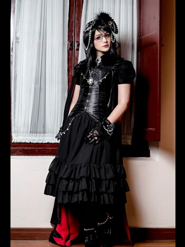 Sandra Vallejosの「Lolita」をテーマにしたコーディネート(2018/06/08)