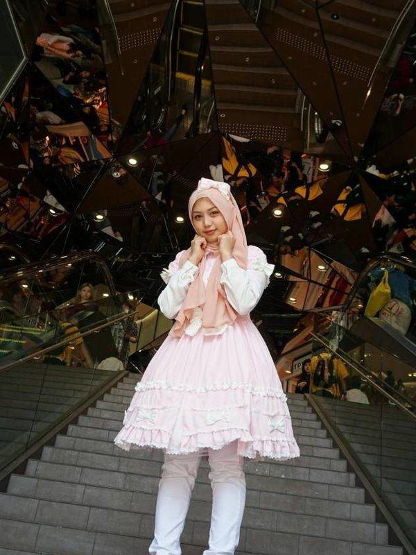 是Chihaya Bibi以「Lolita」为主题投稿的照片(2018/06/08)