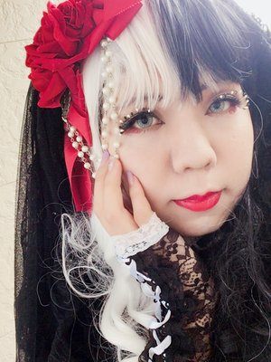 銀猫†Silvia's 「Gothic」themed photo (2018/06/08)