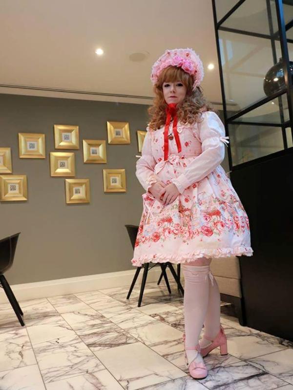 Miso Saltyの「Lolita」をテーマにしたコーディネート(2018/06/10)