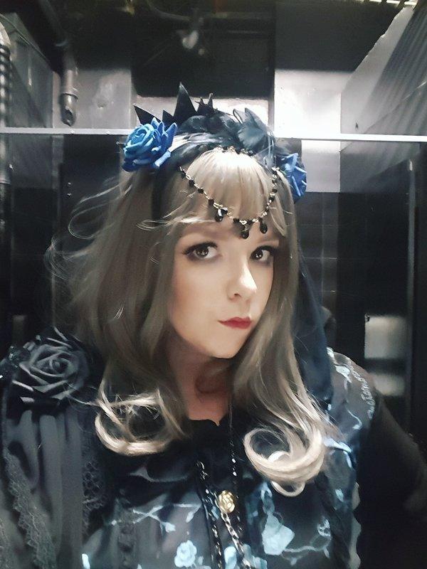 是Miso Salty以「Lolita」为主题投稿的照片(2018/06/10)