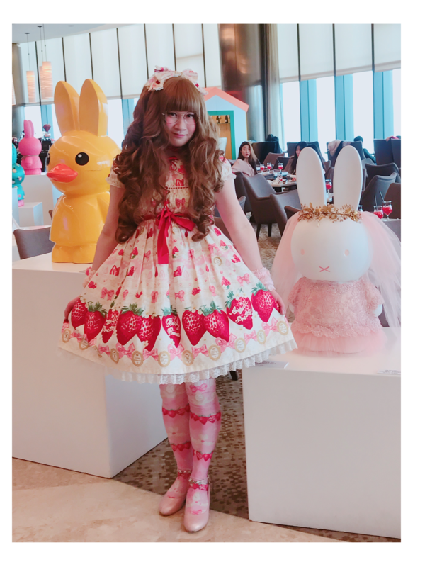sakurasaku031's 「Lolita fashion」themed photo (2018/06/11)