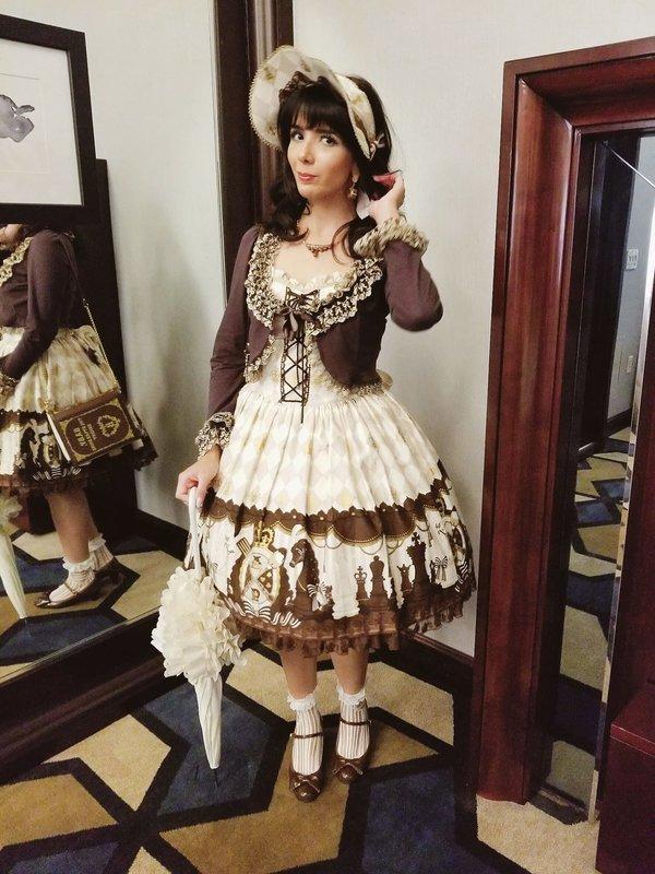 Eugenia Salinasの「Lolita」をテーマにしたコーディネート(2018/06/12)