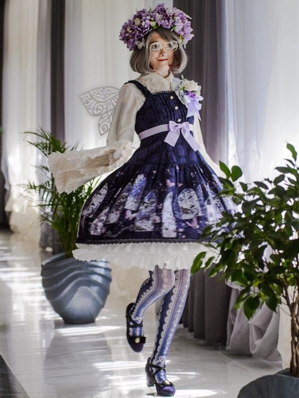 Alexandra Gushchaの「Lolita」をテーマにしたコーディネート(2018/06/12)
