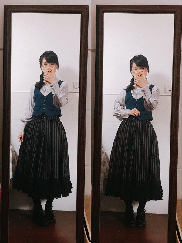 兔团子の「Skirt」をテーマにしたコーディネート(2018/06/13)