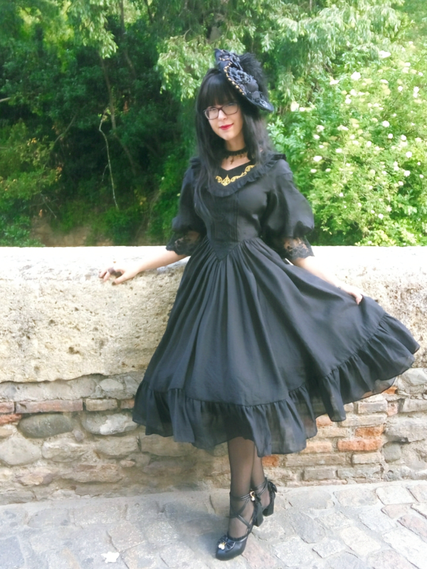是YamiSwan以「Lolita」为主题投稿的照片(2018/06/15)