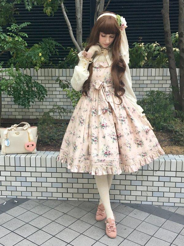 mintkismetの「Angelic pretty」をテーマにしたコーディネート(2017/01/28)