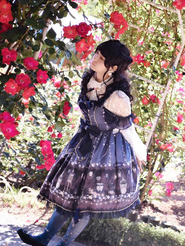 是Luna以「Lolita」为主题投稿的照片(2018/06/15)