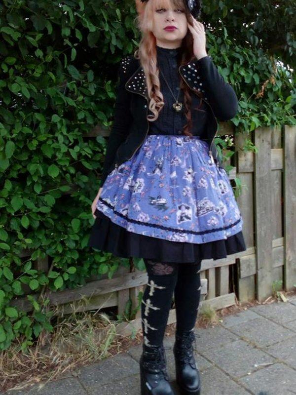 是ヘレネ アラベルラ ブト以「Gothic Lolita」为主题投稿的照片(2018/06/16)