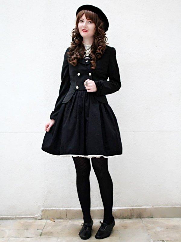 Annah Helの「Gothic Lolita」をテーマにしたコーディネート(2018/06/19)