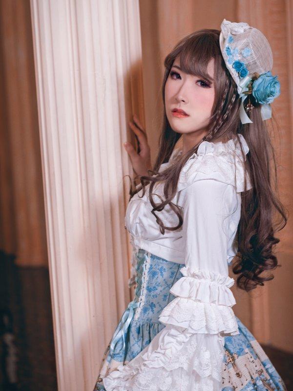 平行福音の「Lolita」をテーマにしたコーディネート(2018/06/20)
