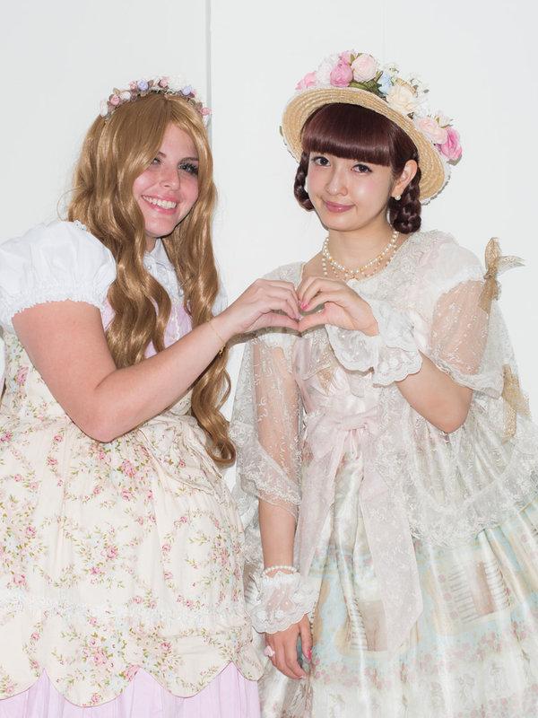 是Victorian Hime以「Lolita」为主题投稿的照片(2018/06/23)