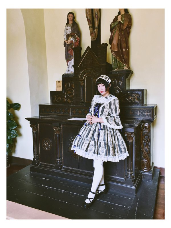華千代's 「Lolita」themed photo (2018/06/23)