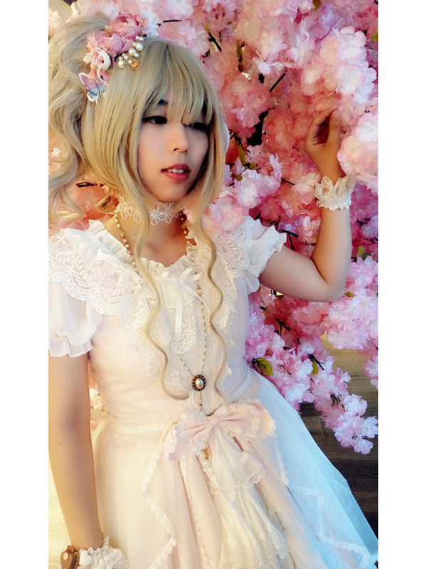 Zora's 「Sweet lolita」themed photo (2018/06/23)
