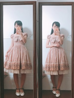兔团子's 「Classic Lolita」themed photo (2018/06/24)