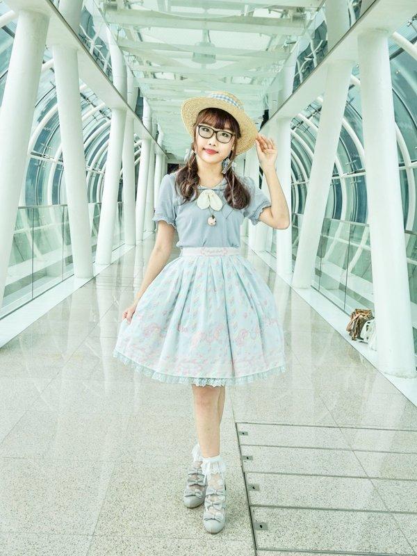 Riipin's 「Casual Lolita」themed photo (2018/06/24)