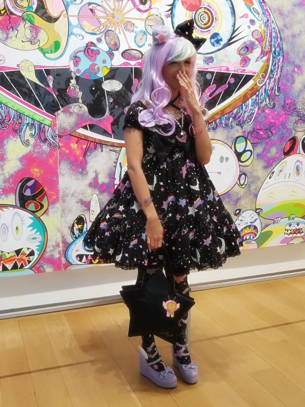 Eugenia Salinas's 「Angelic pretty」themed photo (2018/06/25)