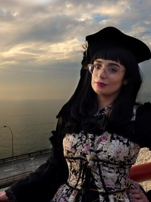 是Cattleya Vampanella以「Lolita fashion」为主题投稿的照片(2018/06/26)