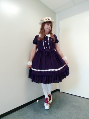 Anaïsseの「Classic Lolita」をテーマにしたコーディネート(2018/06/26)