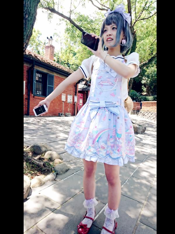是林南舒以「Angelic pretty」为主题投稿的照片(2018/06/26)