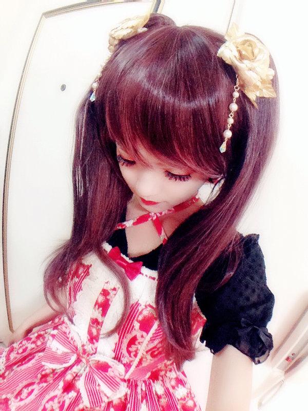 林南舒の「Lolita」をテーマにしたコーディネート(2018/06/26)
