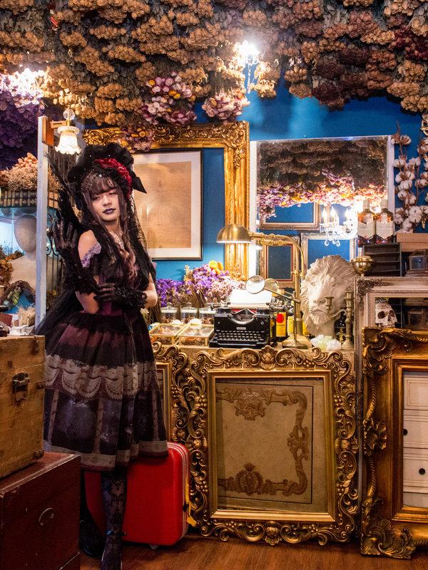 是林南舒以「Lolita」为主题投稿的照片(2018/06/26)