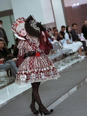 林南舒's 「Lolita」themed photo (2018/06/26)