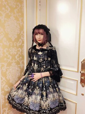HEAVEN's 「Angelic pretty」themed photo (2018/06/27)
