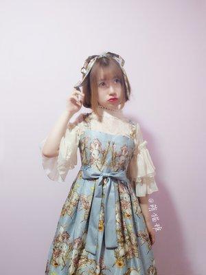 是萌猫雅以「Lolita fashion」为主题投稿的照片(2018/06/27)