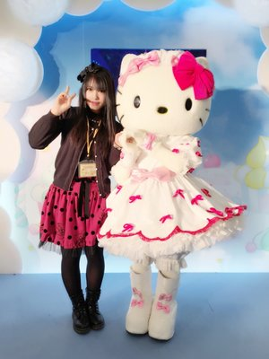 Corota's 「Angelic pretty」themed photo (2017/02/05)