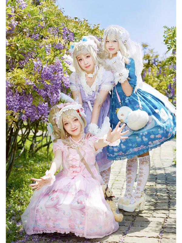 林南舒's 「Angelic pretty」themed photo (2018/06/27)